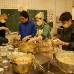 伊藤多喜雄とその仲間が,東日本大震災からの復興のため,被災地へ炊き出しに行ってきました。今回は被災地訪問の第2回目です。